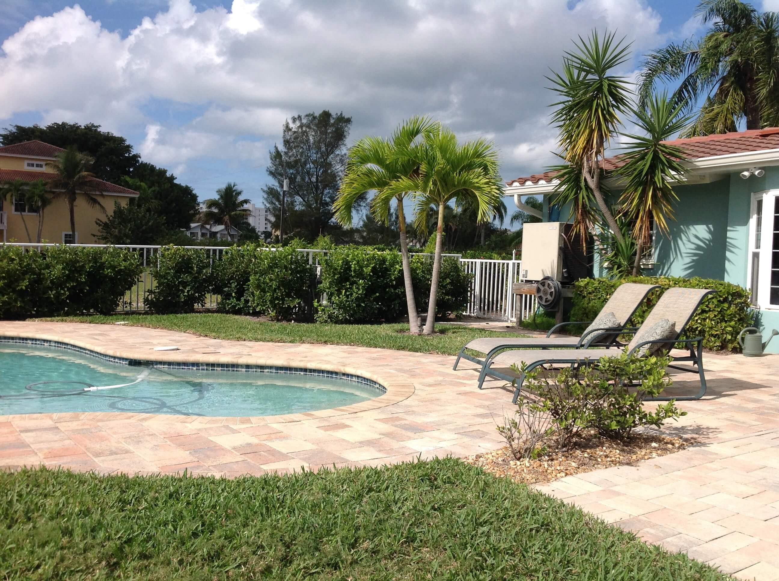 gulf coast cottage u2013 canal home with dock naples fl rentals