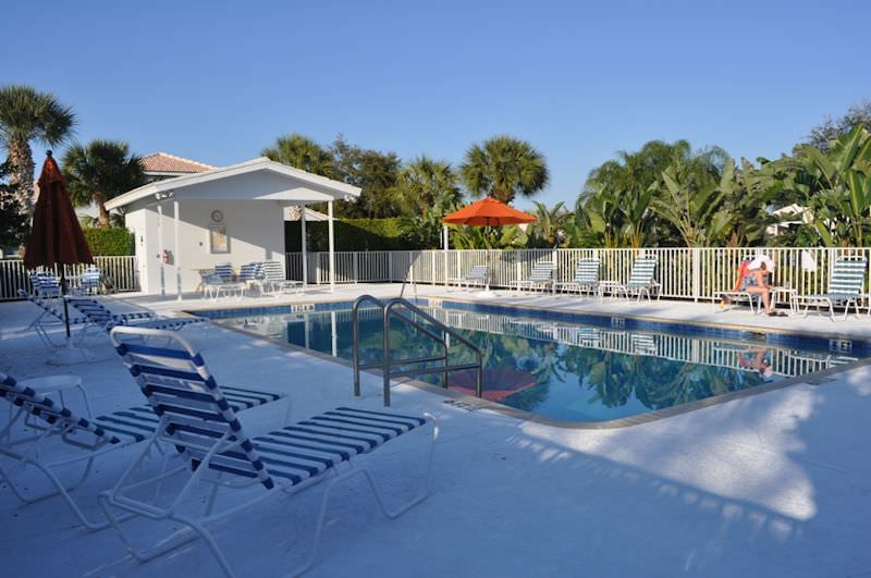 Vanderbilt Beach Lake Villa Vacation Rental Pool Naples Fl Rentals